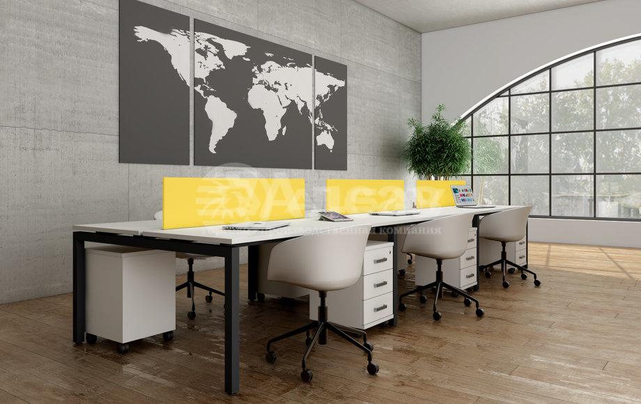 офисные перегородки, мебель для персонала, офисная мебель лофт. офисная мебель производитель, AVANCE, Аванс, Lemon, мягкие перегородки, перегородки из ткани, желтые, яркие, перегородки настольные