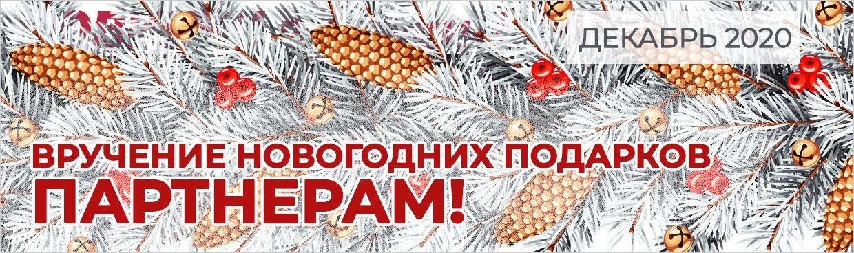 Поздравление Партнеров с наступающим Новым годом!